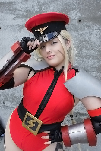 Les Cosplays Sexy-bison-girl-costume