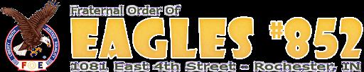 Fraternal Order of Eagles 852