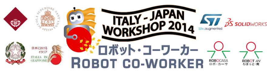 Italy-Japan Workshop 2014