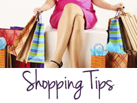 Shopping Tips