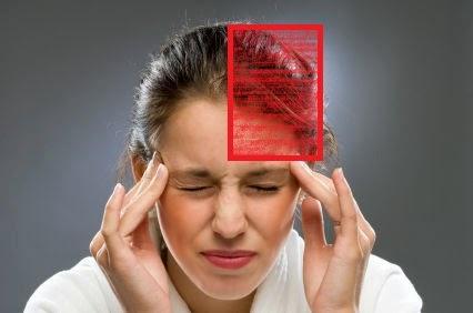 penyebab migrain adalah stress
