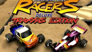 3D Ultra RC Racers Deluxe Traxxas Edition