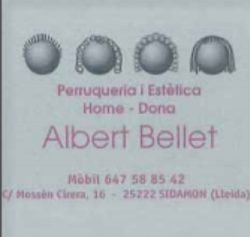Albert Bellet