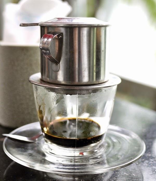 Cách pha cà phê phin ngon 3