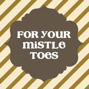 Carissa Miss: For your Mistletoes #freeprintable