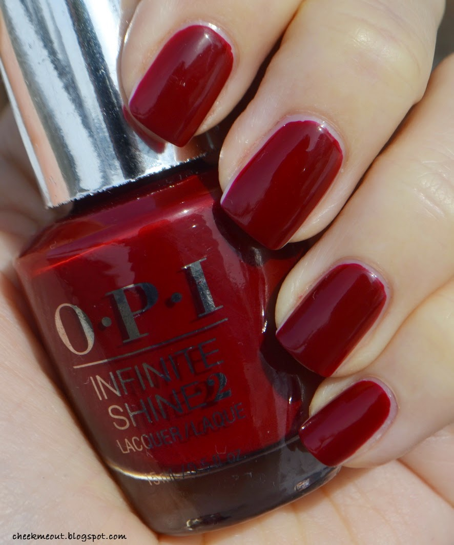 OPI Infinite Shine Gel Effects Lacquer Can\'t be beet! - My Beauty ...