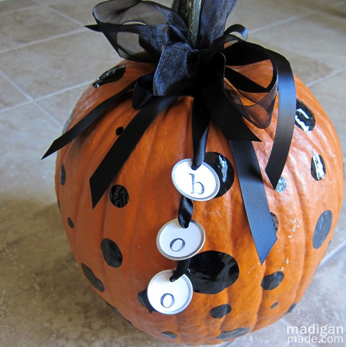 NOT YOUR MAMA'S PUMPKIN DECORATING!!!