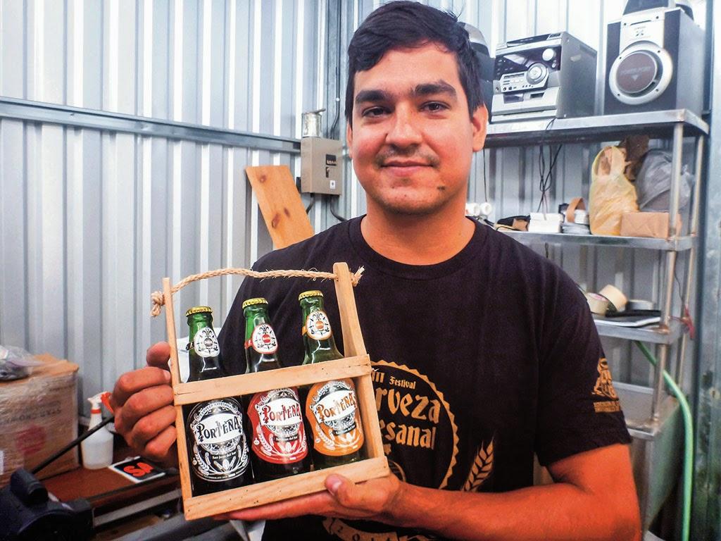 Cerveza La Porteña San Juan del Sur