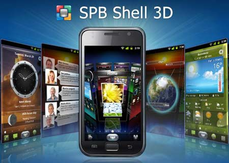 Spb shell 3d 1 6 3 activation serial number for android
