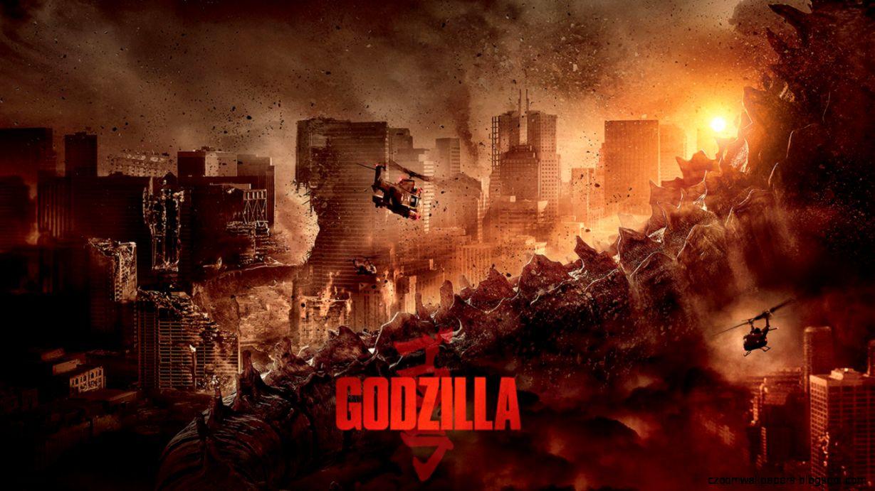 Godzilla Movie 2014 HD iPhone  iPad Wallpapers