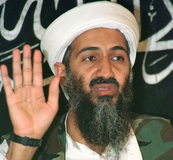 Osama in Laden Dead or Alive. Osama Bin Laden Alive or Dead