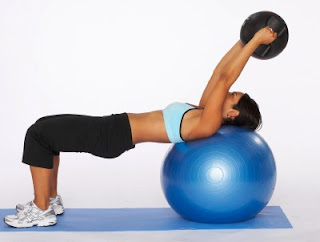 Resistance exercises for the perfect tris