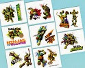Image: Teenage Mutant Ninja Turtles Temporary Tattoos