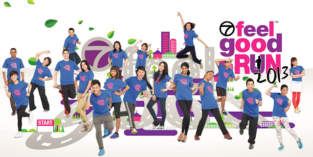 ntv7 Feel Good Run 2013 Celebrities List