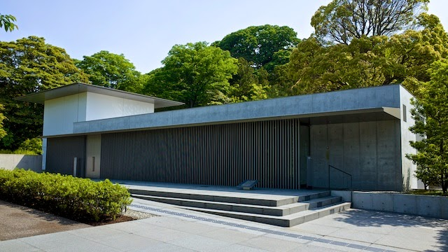 D. T. Suzuki Museum 鈴木大拙館