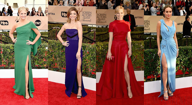 tendencias red carpet golden globes