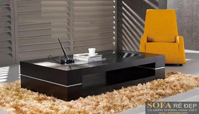 Bàn sofa gỗ BS040