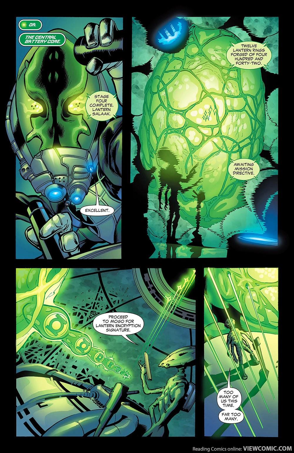 green lantern the sinestro corps war 11 vietcomic net reading comics for free