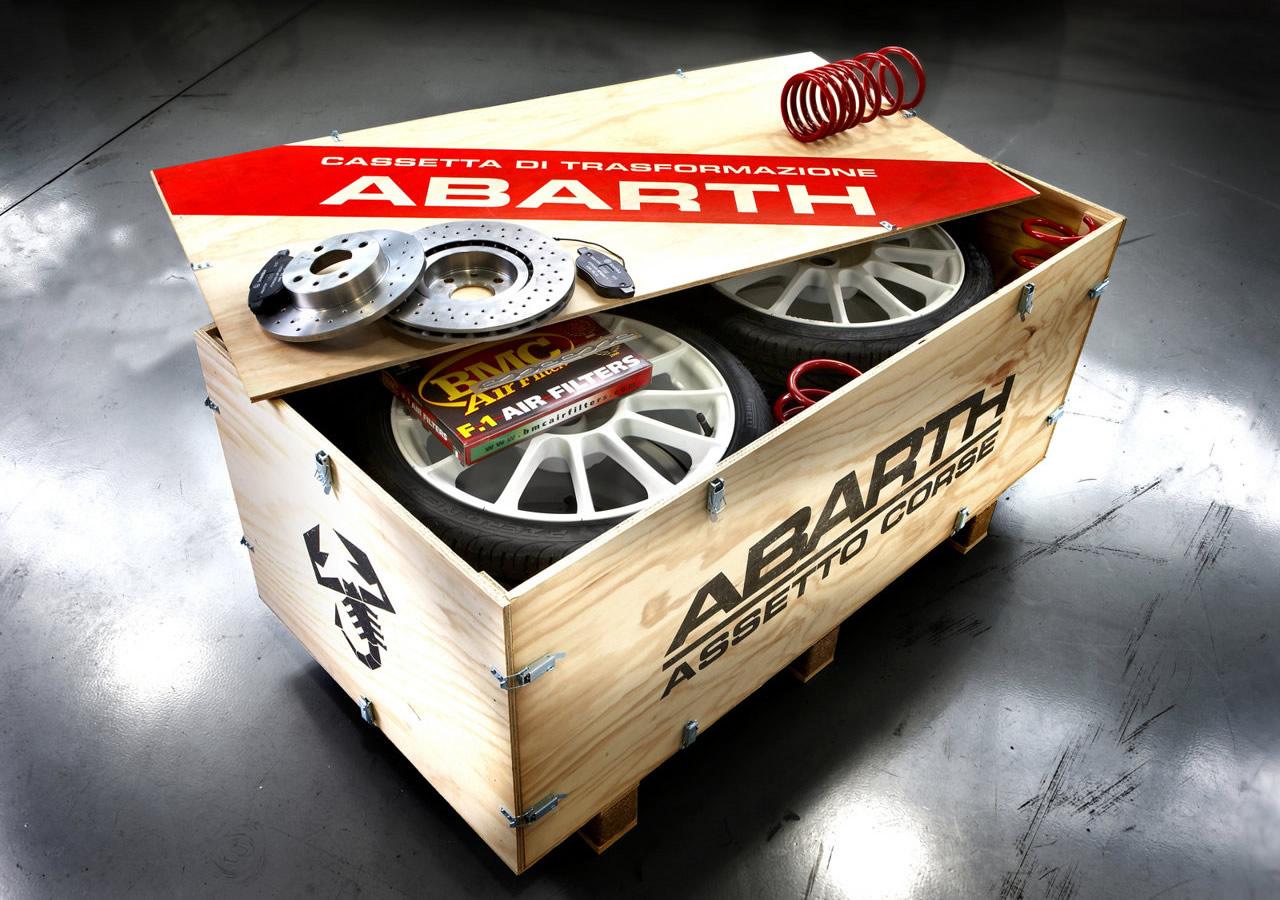 Fiat 500 Abarth Esse Esse