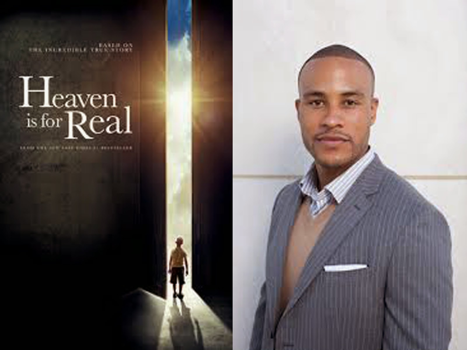 Lady charmaine live vp of production sony pictures devon franklin talks 39 heaven is for real 39 on