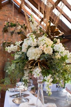 Burden center orangerie wedding