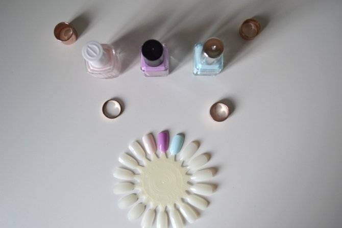 Barry M Nail Paint Berry Ice-Cream