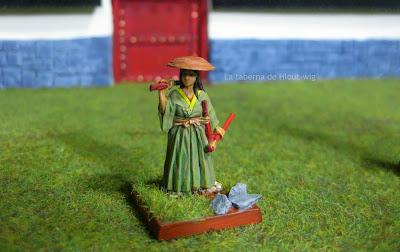 Mujer kensei