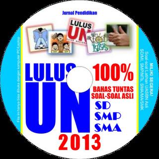 Soal Prediksi UN 2013