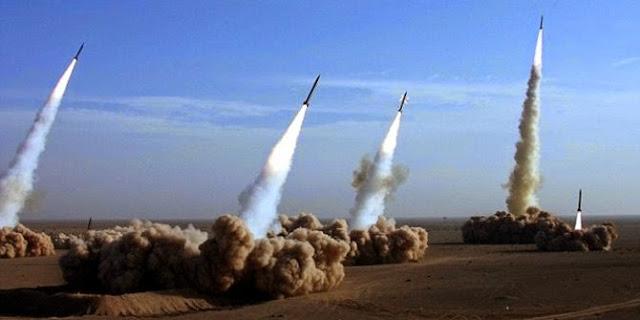 Iran ancam bombardir Israel dengan 80 ribu rudal
