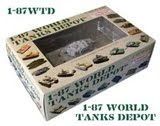 1-87 WORLD TANKS DEPOT - Online Store