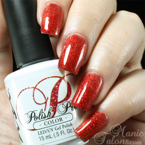 NSI Polish Pro Heart Throb Swatch