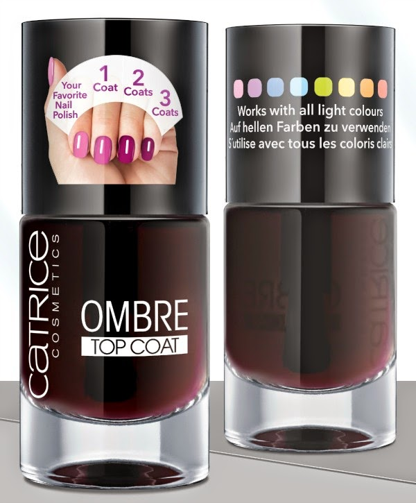 CATRICE Ombre Top Coat NEU