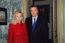 LL. AA. RR. Carlo e Camilla di Borbone Due Sicilie