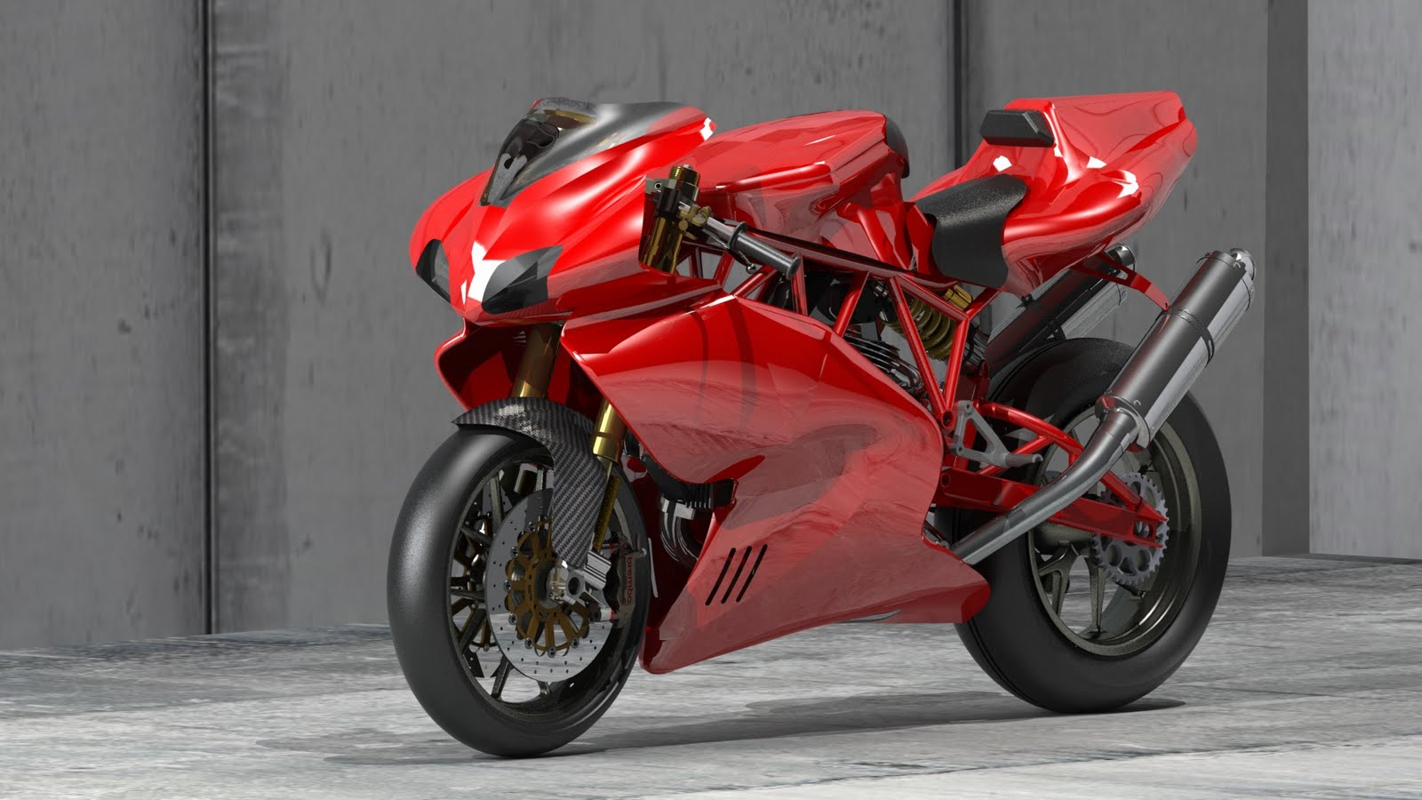 Highlight Automotive News Ducati 900ssie