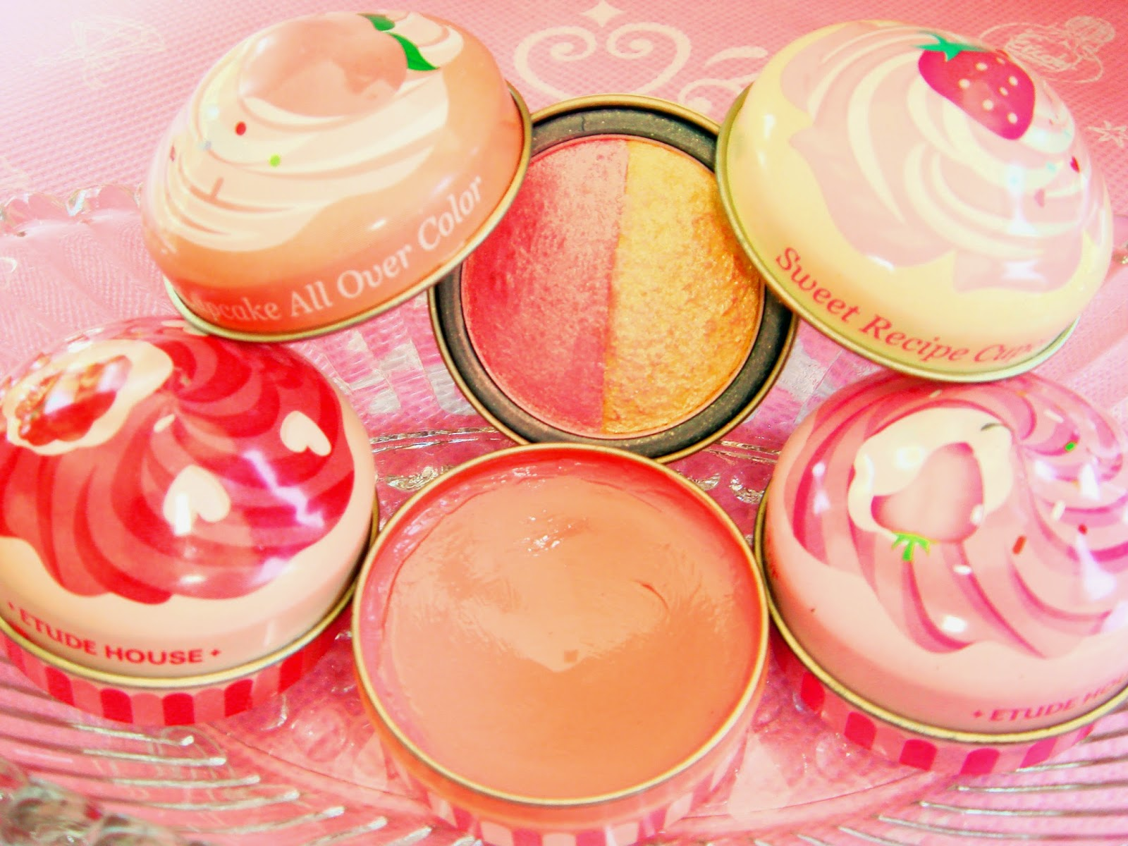 A picture of Etude House Sweet Recipe Collection