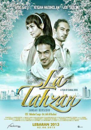 Film La Tahzan 2013 (Bioskop)