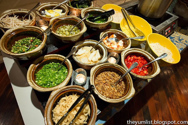 Eccucino, Prince Hotel, Asian street food buffet, Malaysia, Singapore, Thailand, Indonesia, Chinese, Indian, Malay, authentic, delicious local food