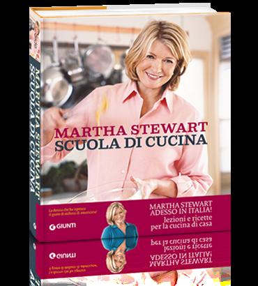 Martha Stewart Scuola di Cucina