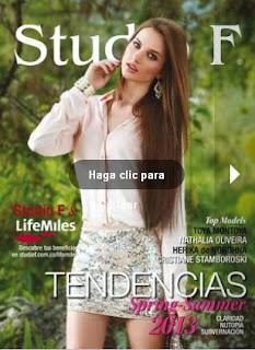 catalogo studio F 2013 verano