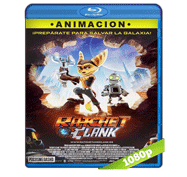 Ratchet & Clank: La Pelicula (2016) Full HD BRRip 1080p Audio Dual Latino/Ingles 5.1