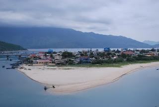 Lang Co - le plage idéale pour les touristes