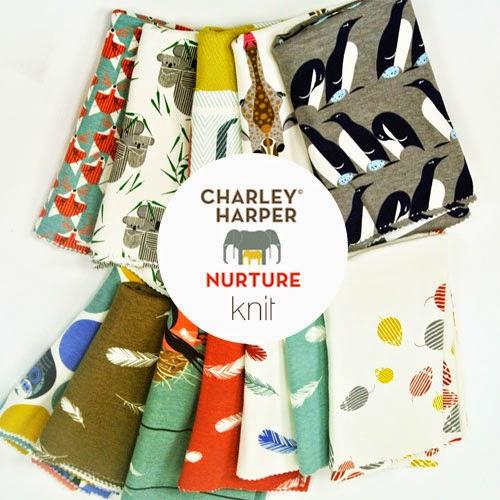 Charley Harper Nurture | Knit