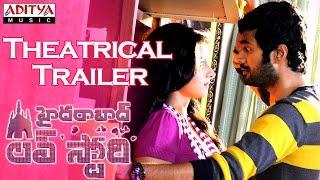 Hyderabad Love Story Movie Theatrical Trailer – Rahul Ravindran, Reshmi Menon, Jiya