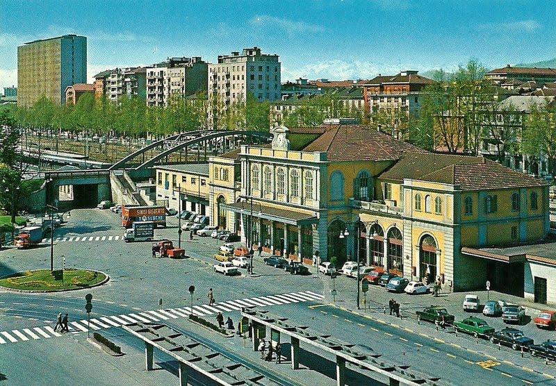 The traveler 39 s drawer torino italia stazione di porta susa - Orari treni milano torino porta susa ...