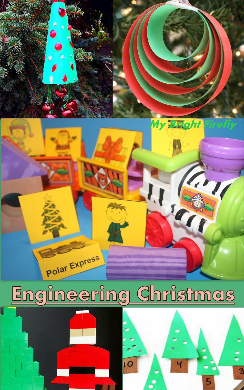My Bright Firefly: 15 Ways to Engineer a Fun Christmas: STEM ...
