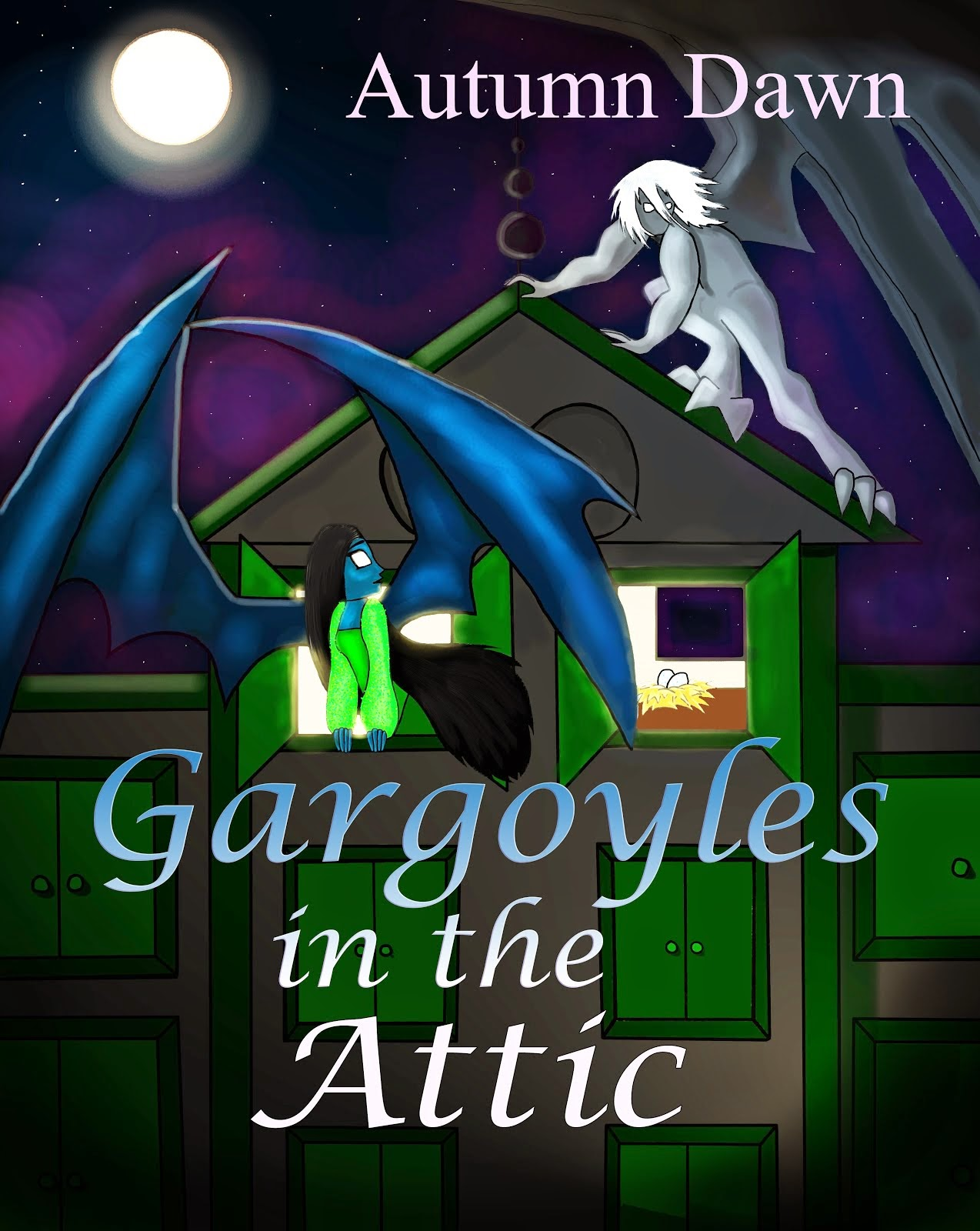 Gargoyles in the Attic