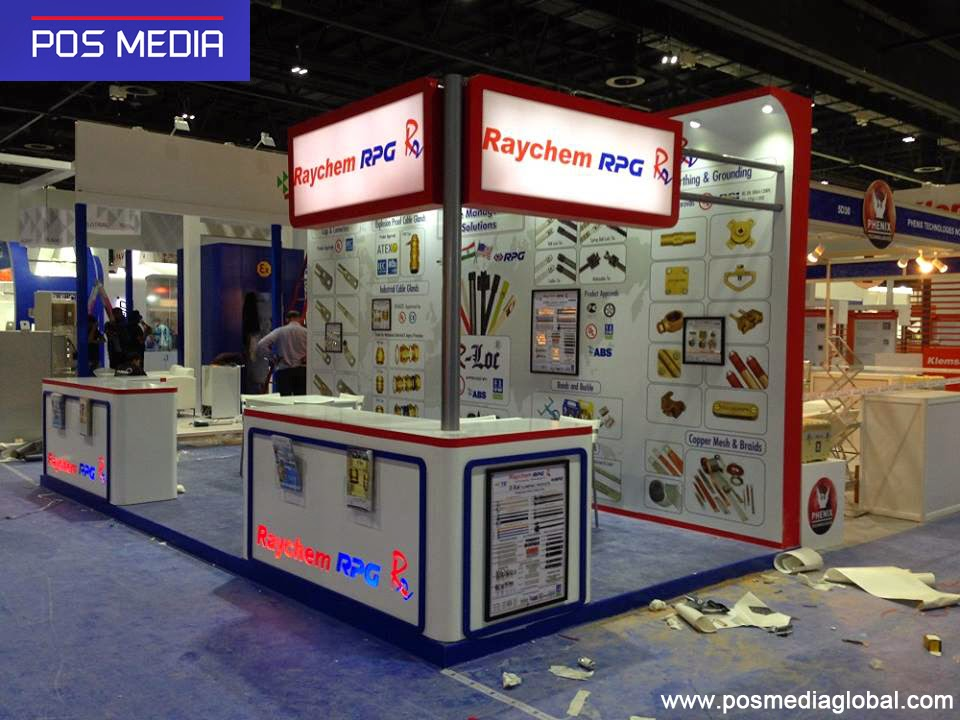 Exhibition Stand Companies : Global tradeshows exhibition network stand