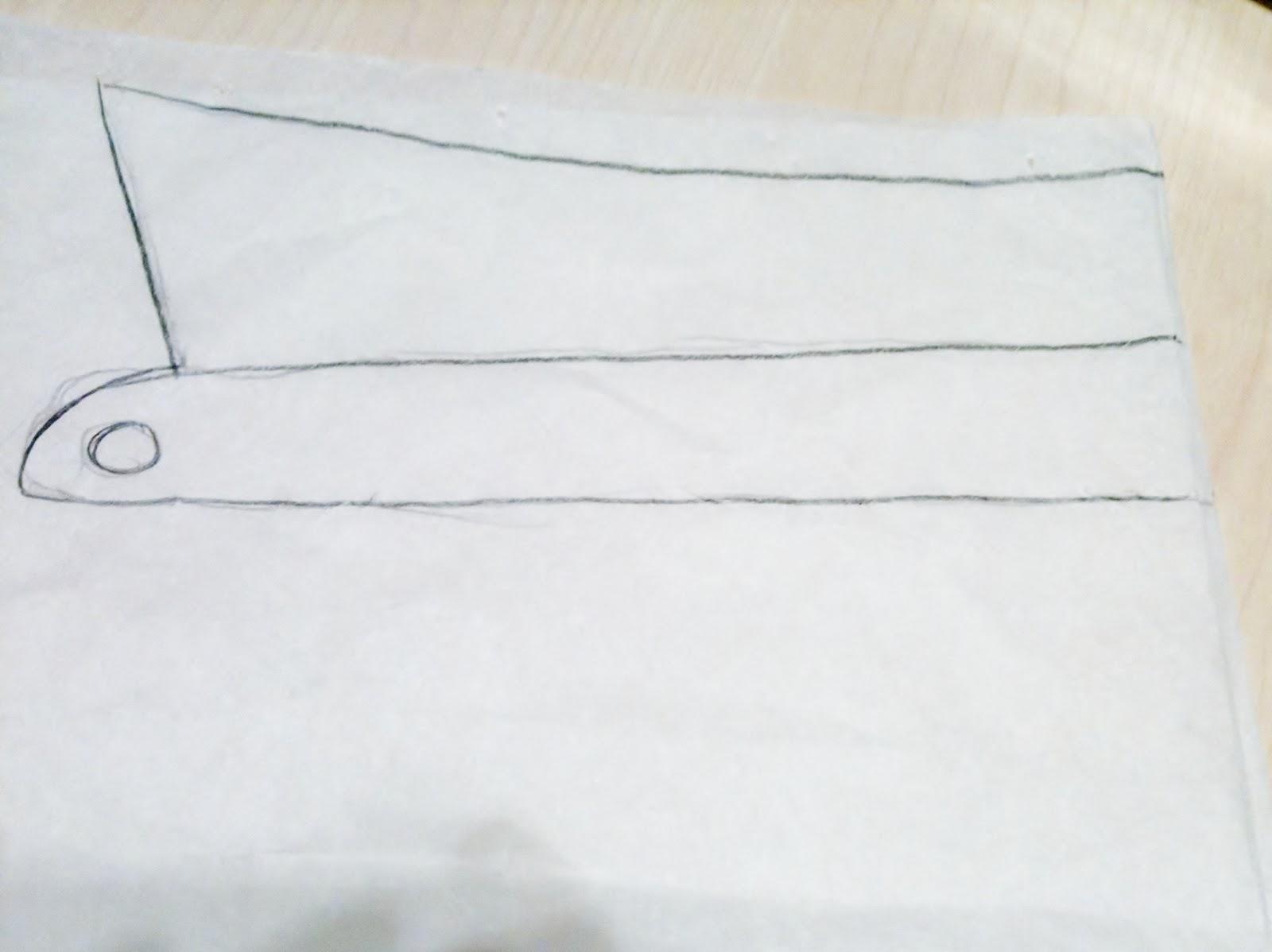 Cuello camisero   Mi primera máquina de coser
