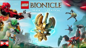 LEGO BIONICLE 2 v1.0.1 MOD Apk Unlimited Gems