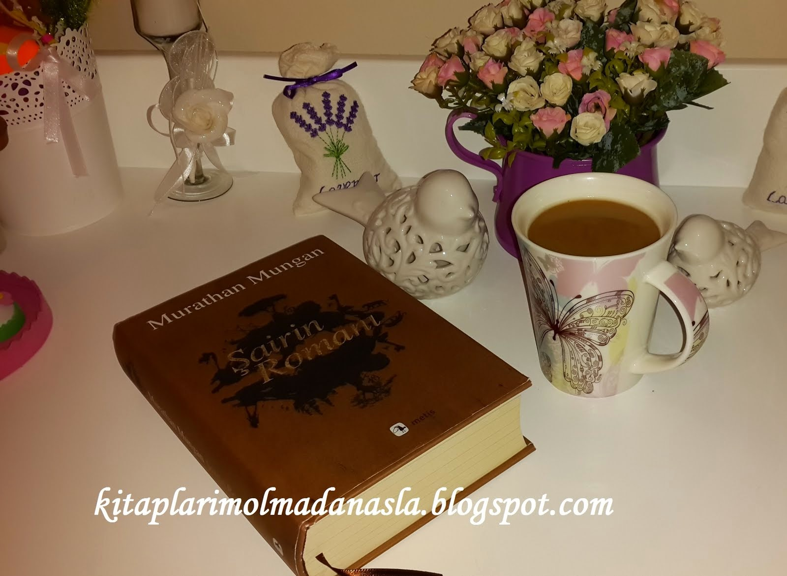 MURATHAN MUNGAN - ŞAİRİN ROMANI - 1